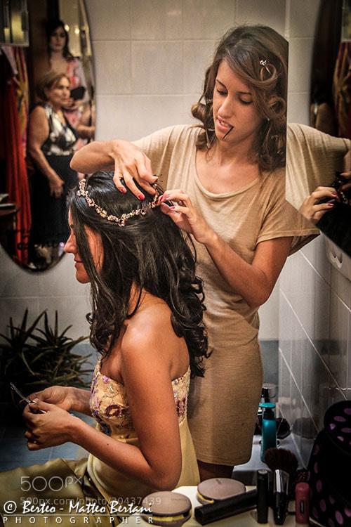 Photograph the bride by Matteo Bertani - Berteo on 500px