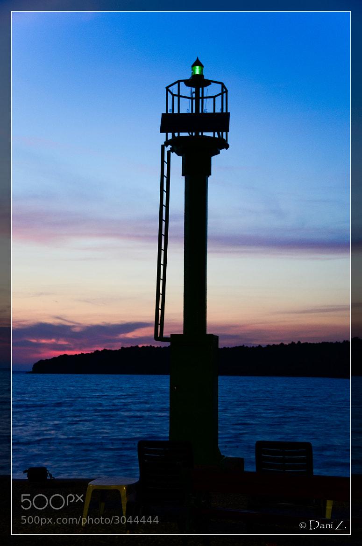 Photograph Leuchtturm by Daniel Zele on 500px