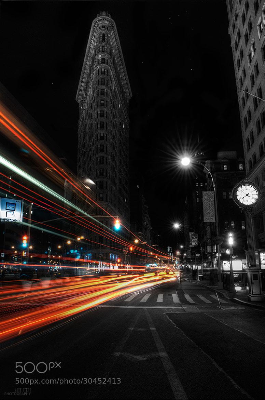 Photograph Flatiron pulse by Alex Rykov on 500px