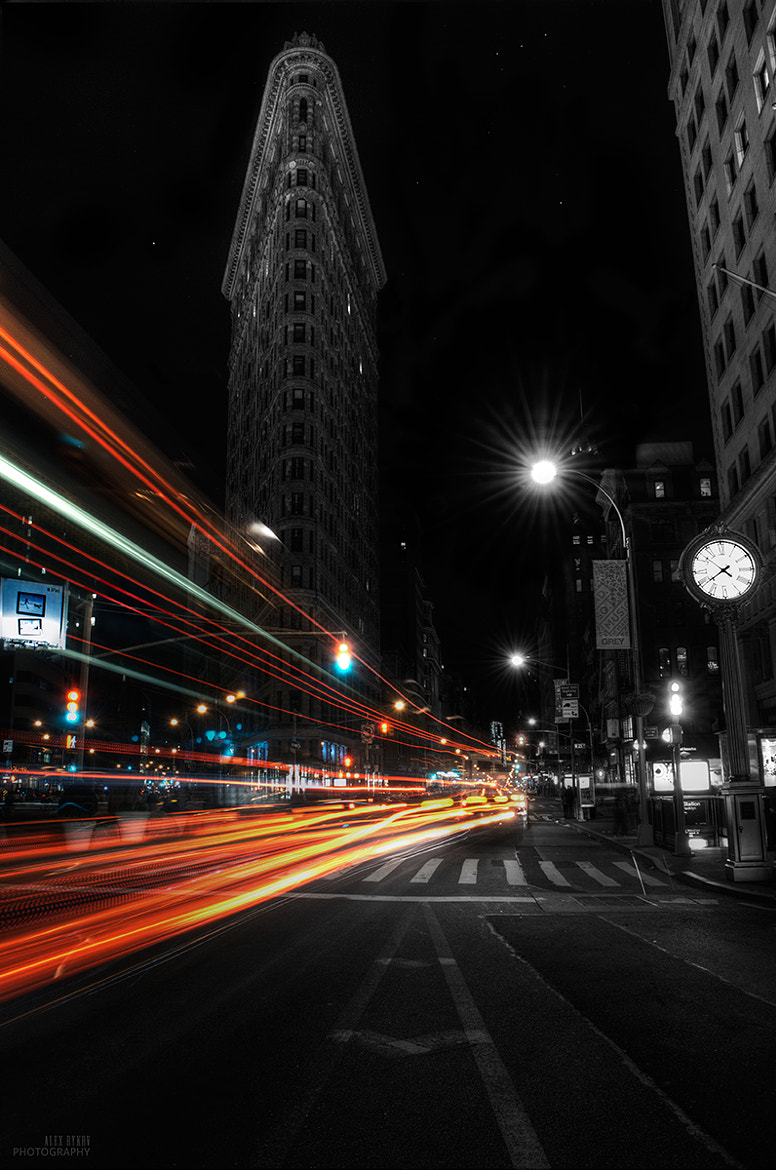 Photograph Flatiron pulse by Alex Rykov on 500px