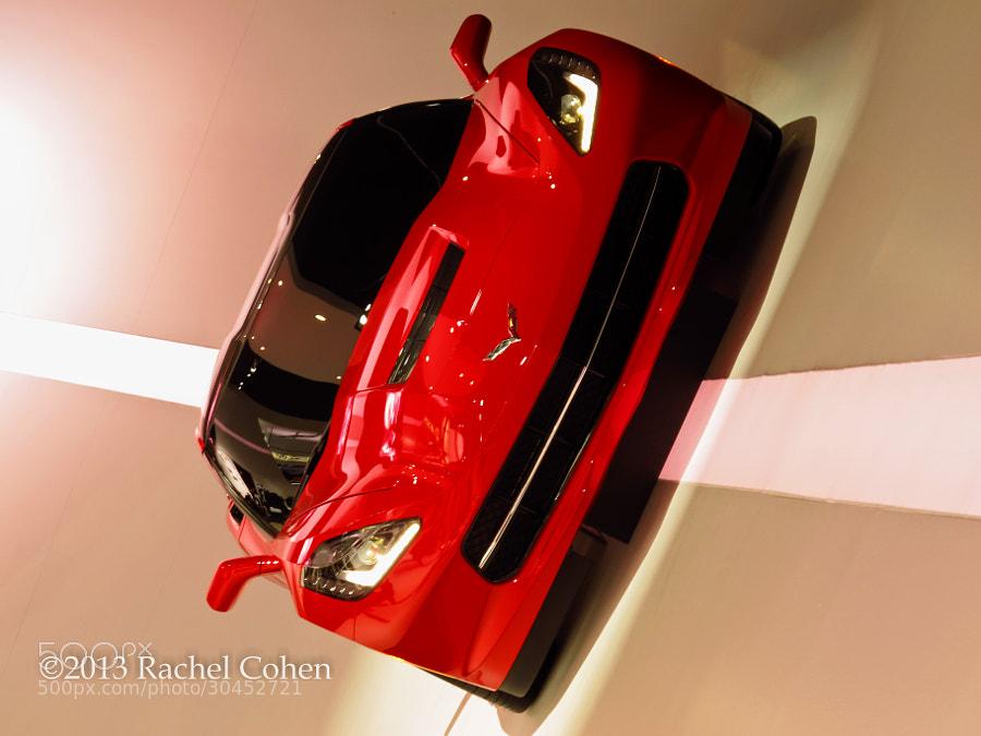 """""""Red Hot Corvette""""2014 Chevrolet Corvette Stingray"""