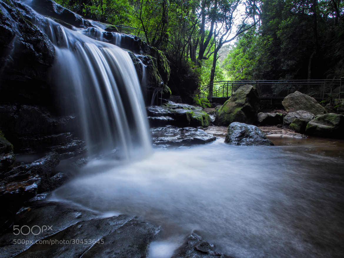 Photograph Leura Cascades NSW  by Paul Emmings on 500px