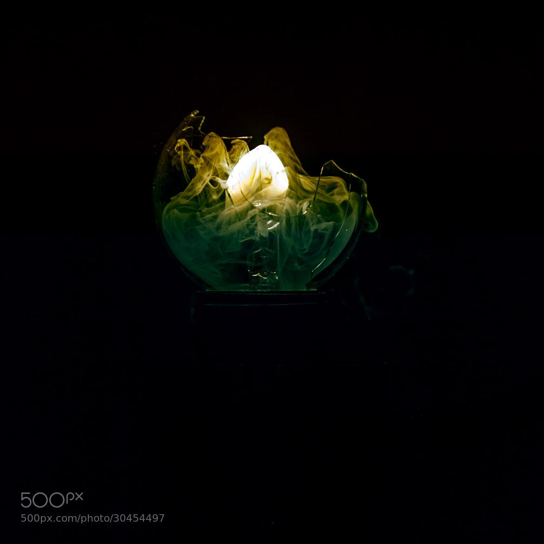 Photograph Burning lightbulb by Chris Meier on 500px