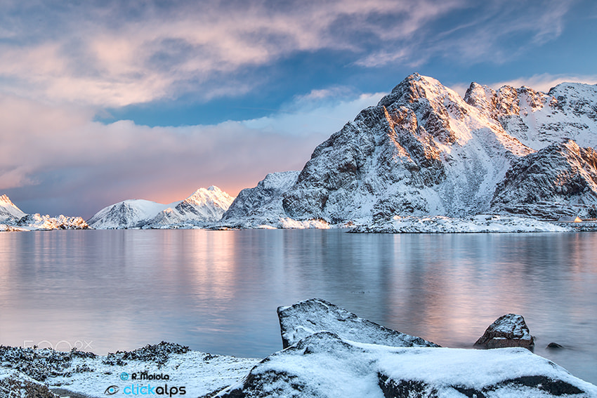 Photograph The Fjords Light by Roberto Sysa Moiola on 500px