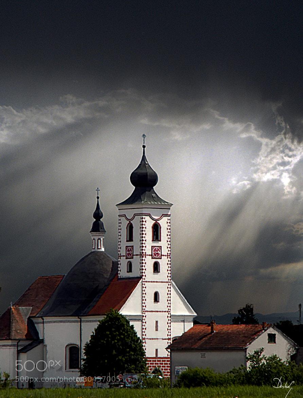 Photograph Church 01 by Darko Gereš on 500px