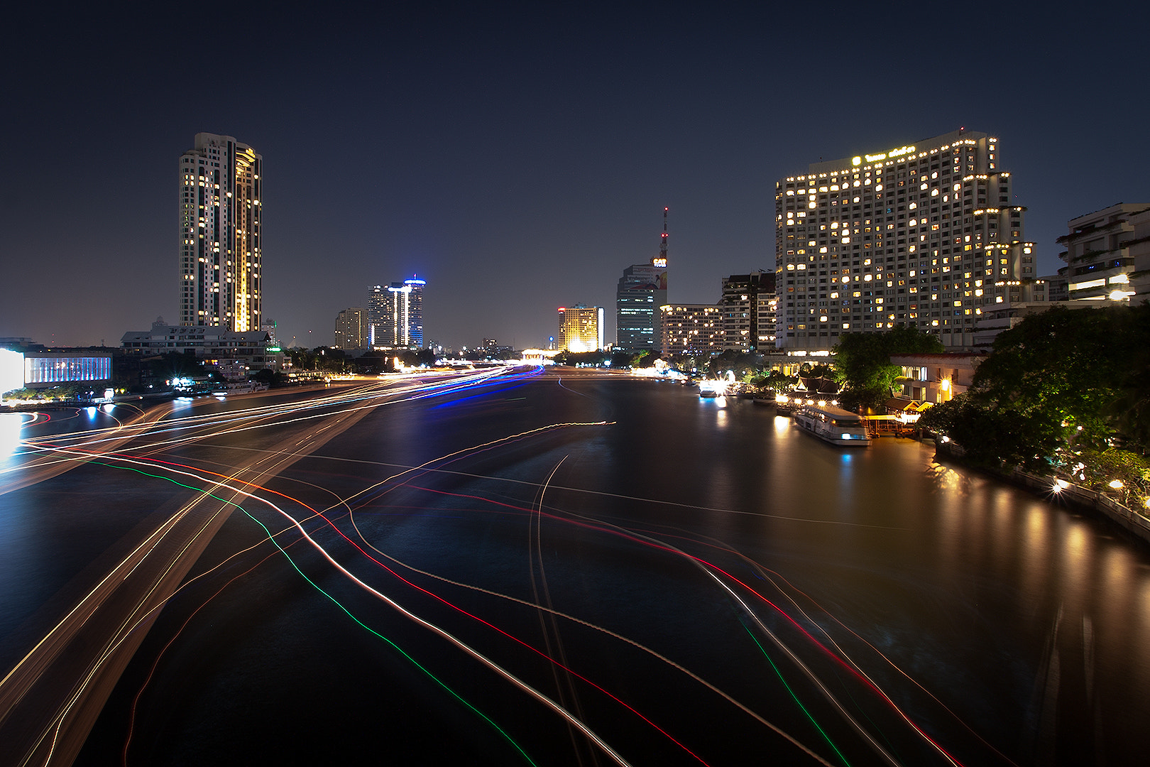 Photograph RIVER OF CITY(BANGKOK) by Tommy Kasay on 500px