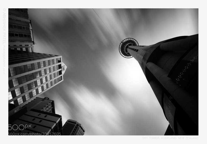 Photograph As high as the Sky | Sky Tower. by Abhishek Patel on 500px