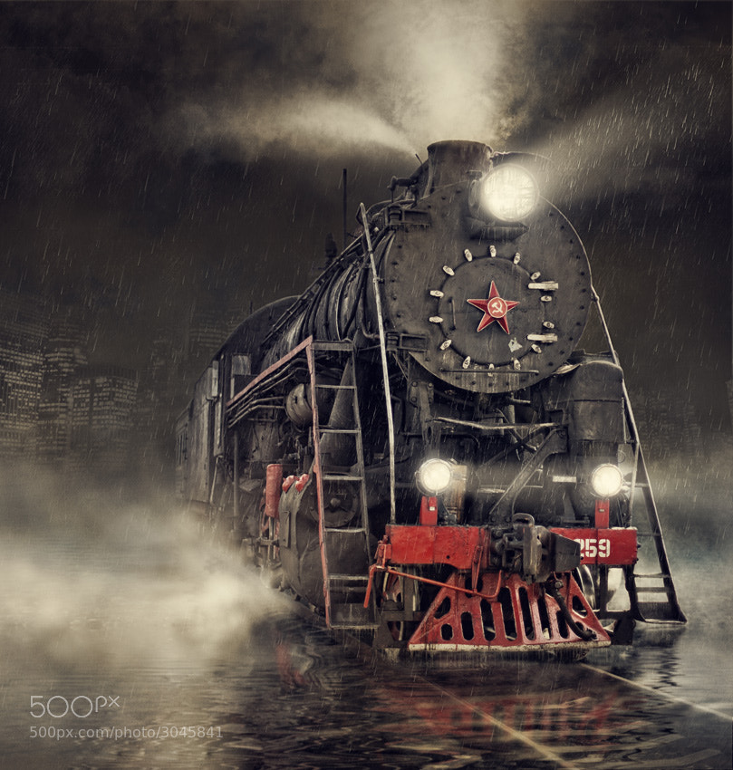 Photograph Beyond Express by Dmitry Laudin on 500px
