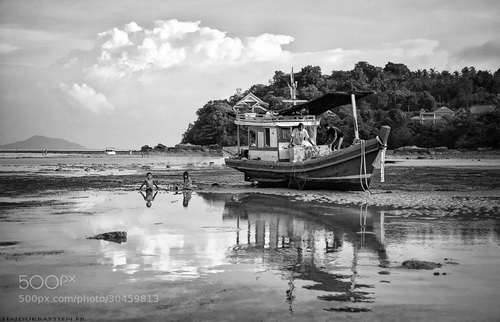 Photograph Fisherman by Bastien HAJDUK on 500px