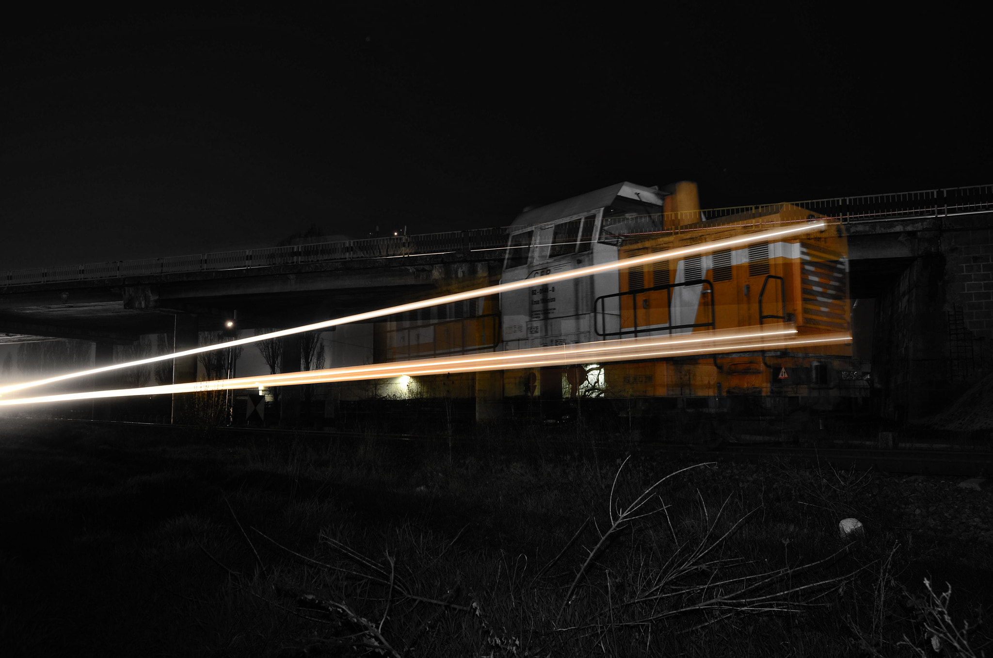 Photograph Ghost Train... by Ionescu Dragos on 500px