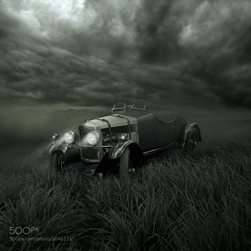 Photograph Devil's car by Tomasz Zaczeniuk on 500px