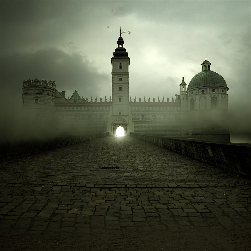 Photograph Castle by Tomasz  on 500px