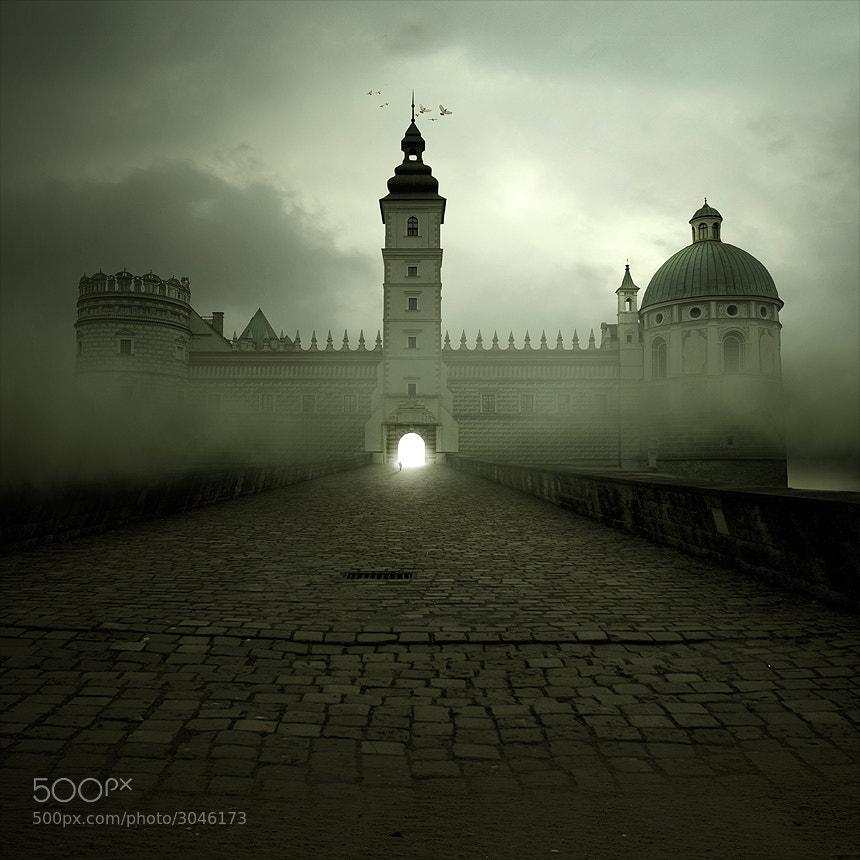 Photograph Castle by Tomasz Zaczeniuk on 500px
