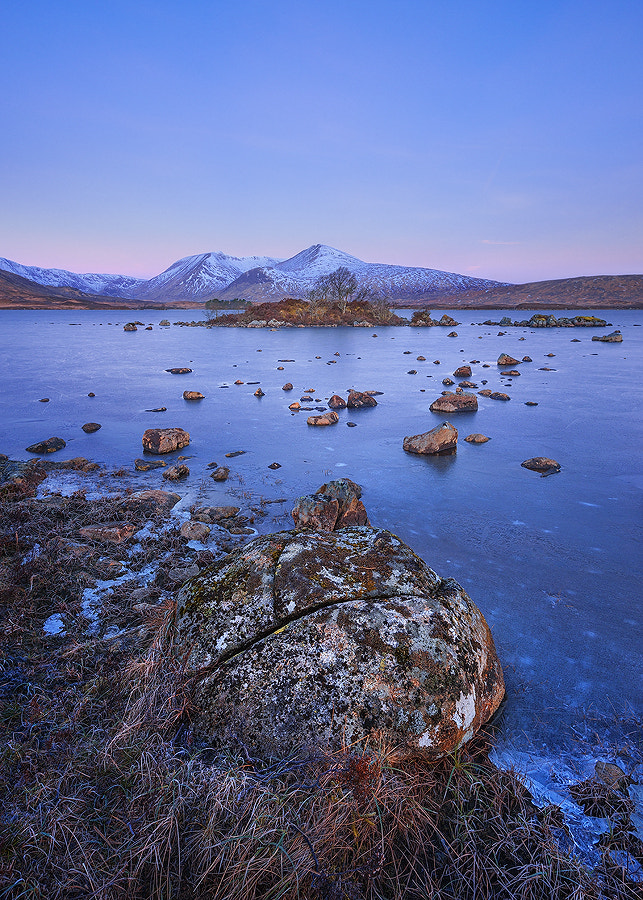 Photograph Lochan na-h Achlaise by Louis Neville on 500px