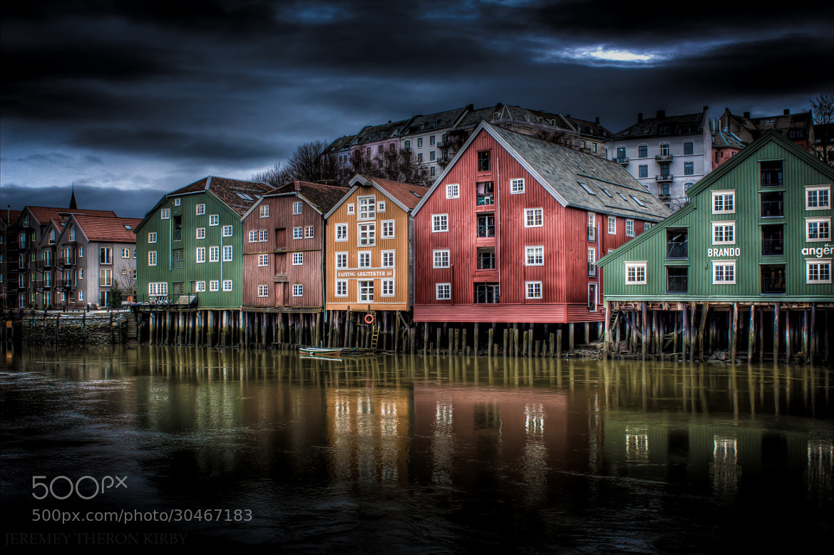 Photograph Nidelva  by Jeremey Theron Kirby on 500px