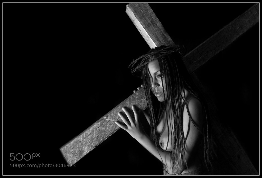 Photograph we all have our cross to bear by Ólafur Harðarson on 500px