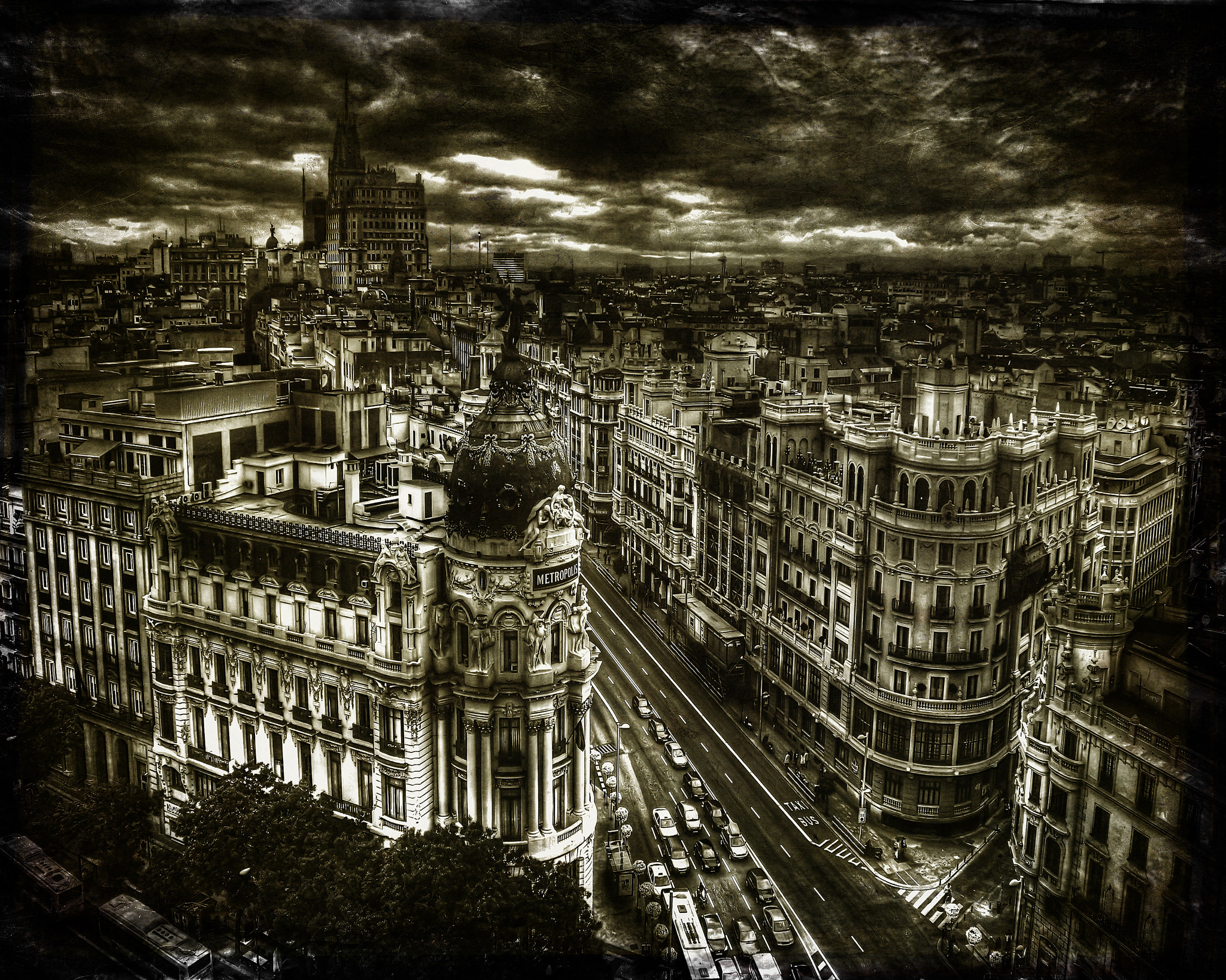 Photograph Metropolis by Dani  Parra on 500px