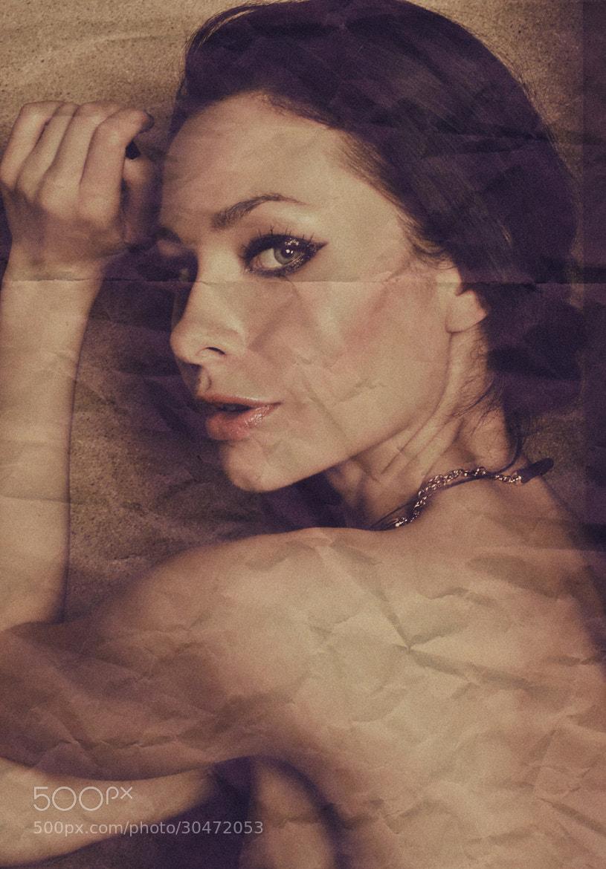 Photograph folded beauty by Jo Krausz on 500px
