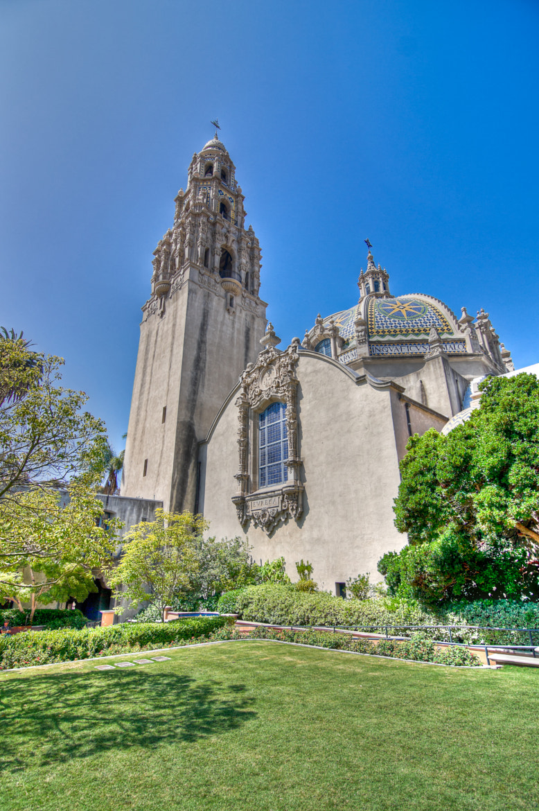 Photograph Balboa park by Ticknor Photo on 500px