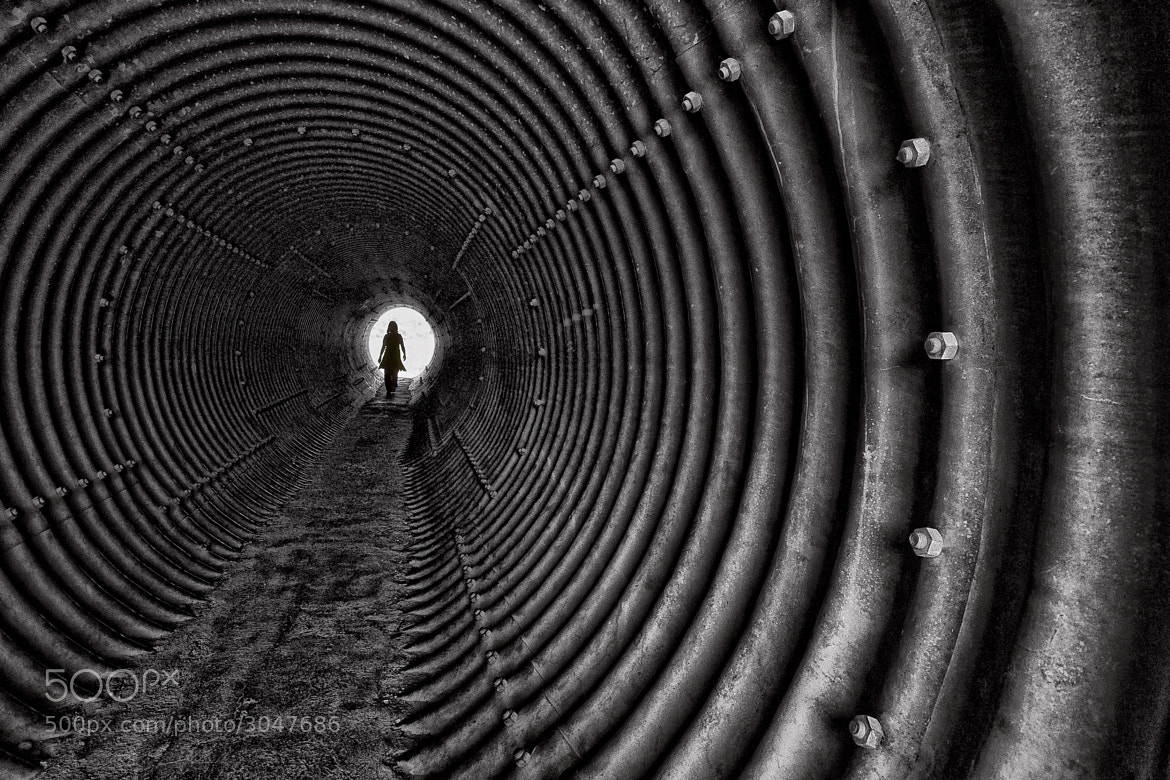 Photograph En el tunel by Txema Lacunza on 500px