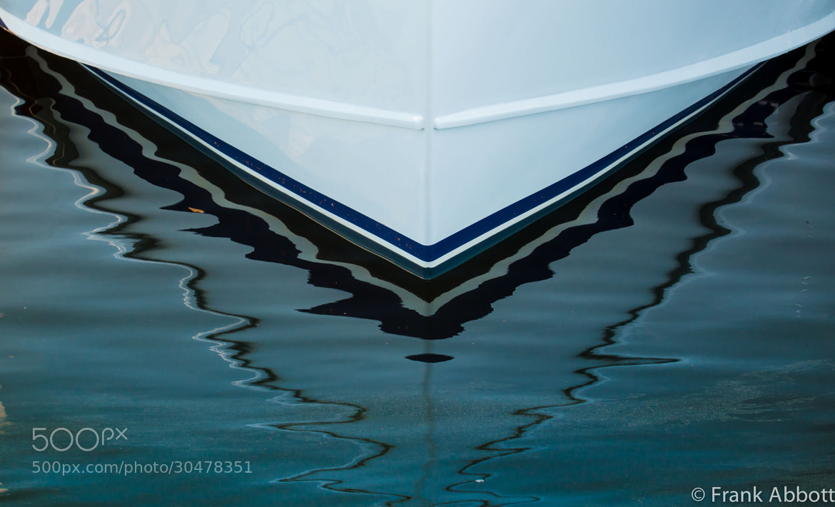Photograph Prow Reflections by Franklin Abbott on 500px