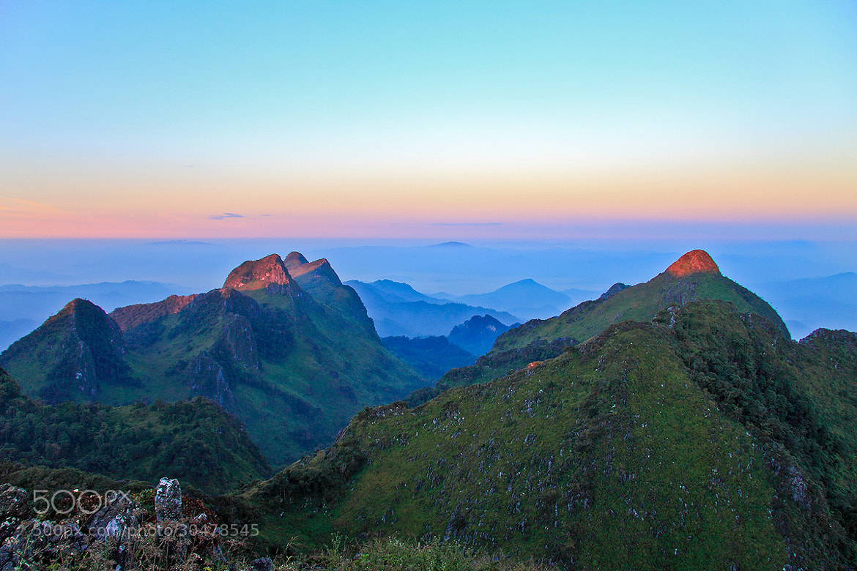 Photograph Chiangmai, Thailand by ทิวทิวา ภูตะวัน on 500px