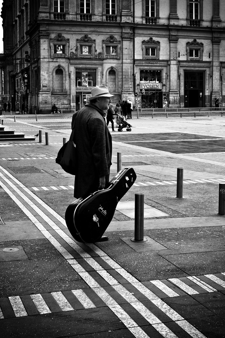 Photograph The Musician by Jonathan Jones on 500px