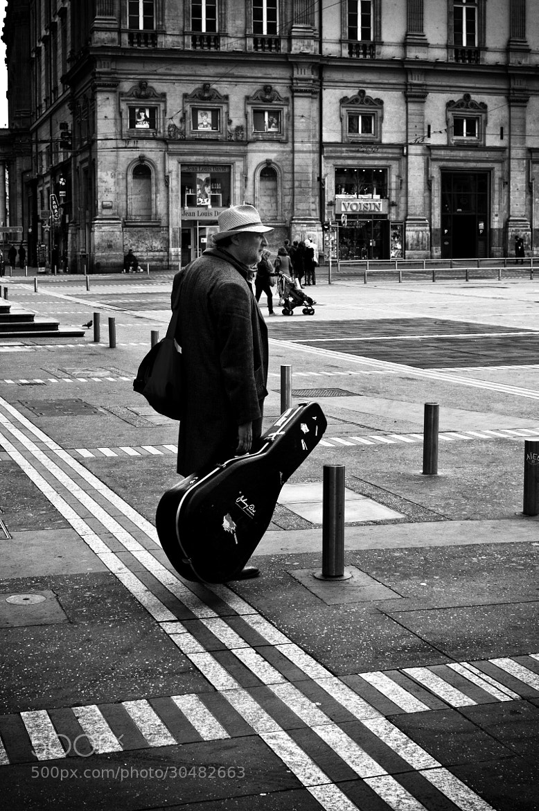 Photograph The Musician by JT Jones on 500px
