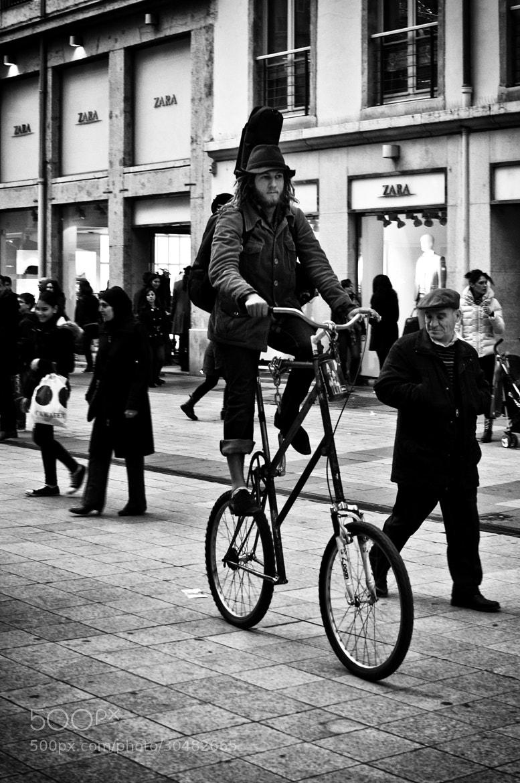 Photograph Interesting bike by JT Jones on 500px