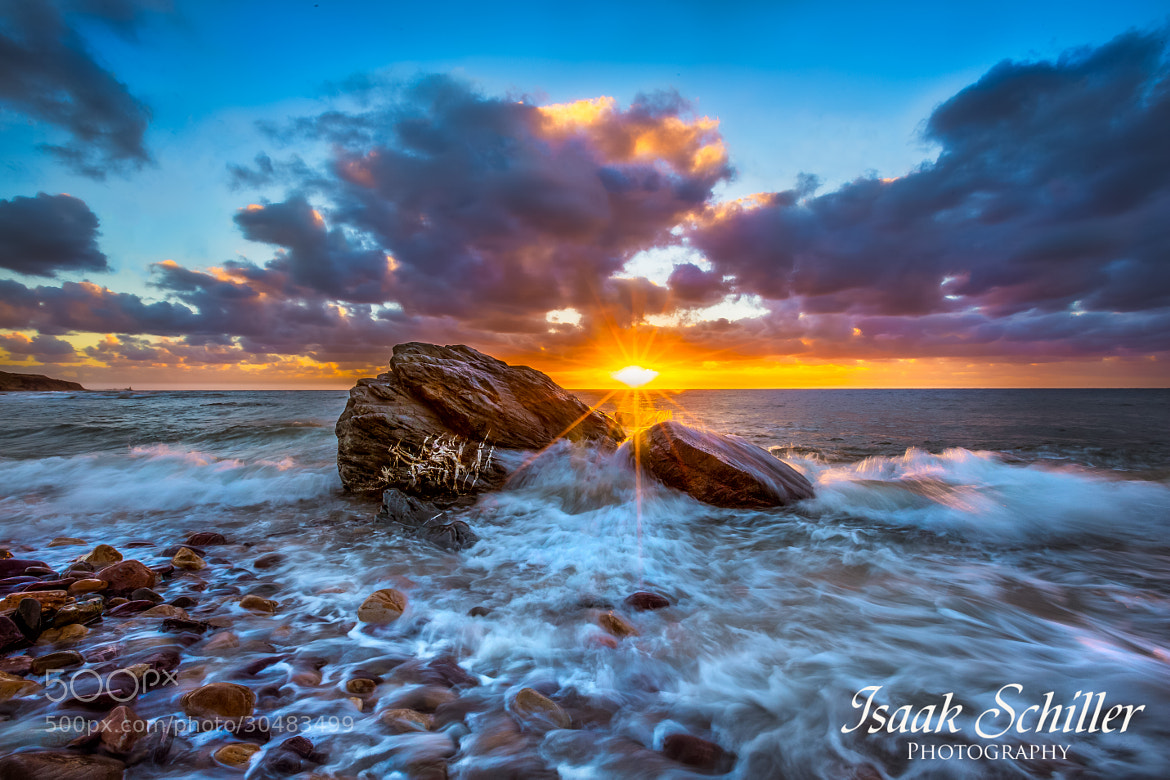 Photograph Stone Beach by Isaak  Schiller on 500px
