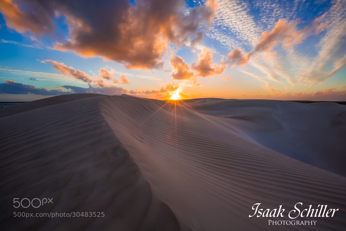 Photograph Magestic Dunes by Isaak  Schiller on 500px