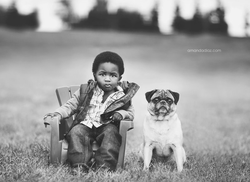 Photograph What 'choo lookn at Foo?!! by Amanda Diaz on 500px