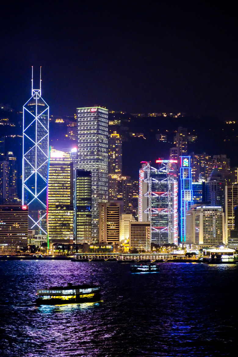 Photograph Ferry to Hong Kong Island by William Kong on 500px