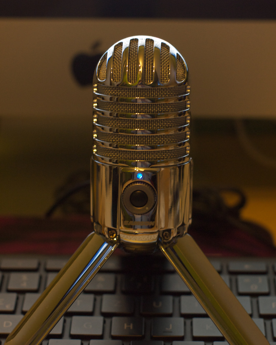 Photograph Meteor Mic by Kevin Burns on 500px