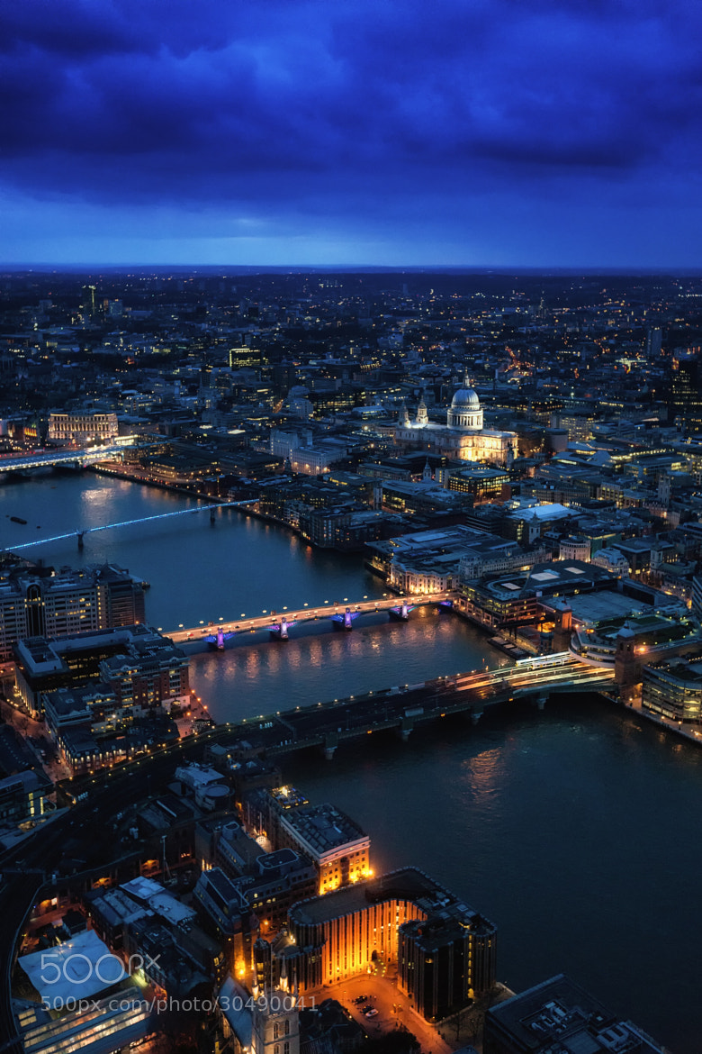 Photograph From The Shard by Andreas Koesler on 500px