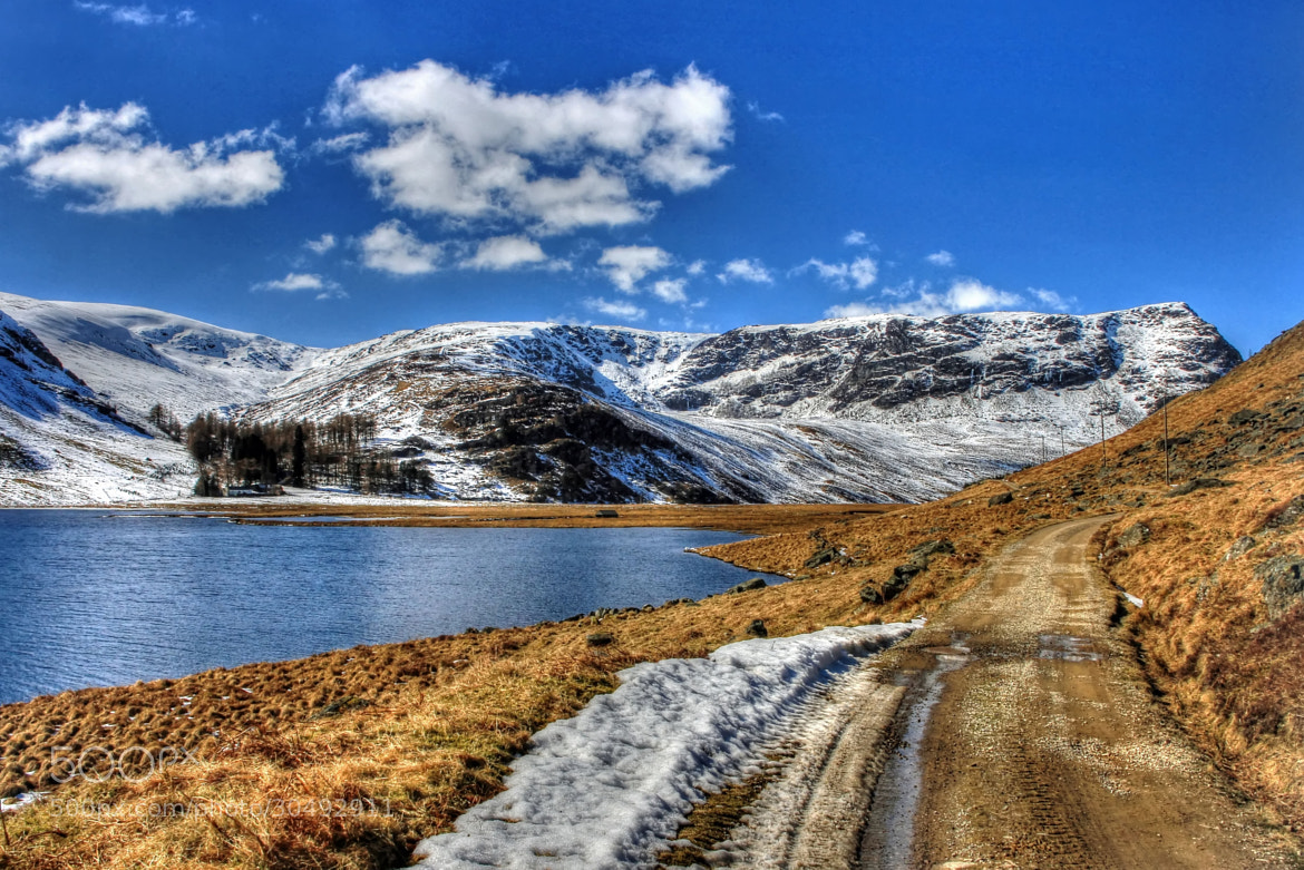 Photograph Loch Lee 2 by Hilda Murray on 500px