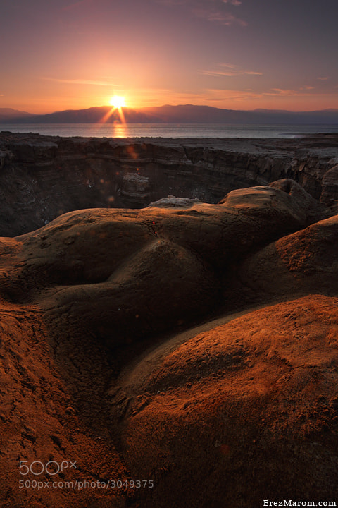 Photograph First Rays by Erez Marom on 500px