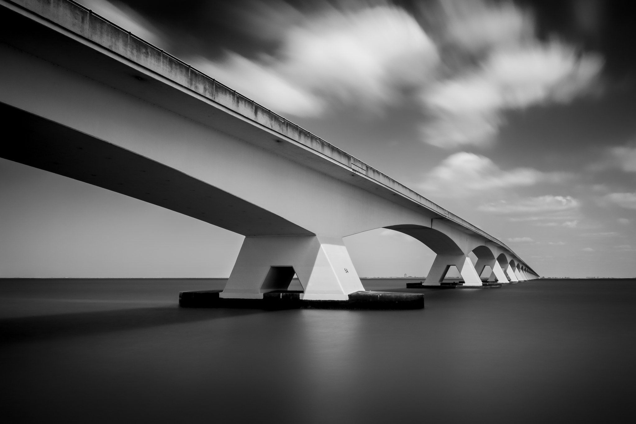 Photograph The Bridge by Raymond van der Hoogt on 500px