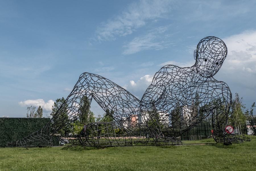 Le géant by Christine Druesne on 500px.com