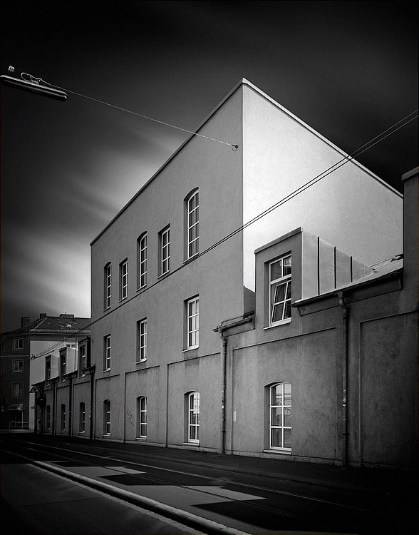 Photograph the house 06 b&w by Max Ziegler on 500px