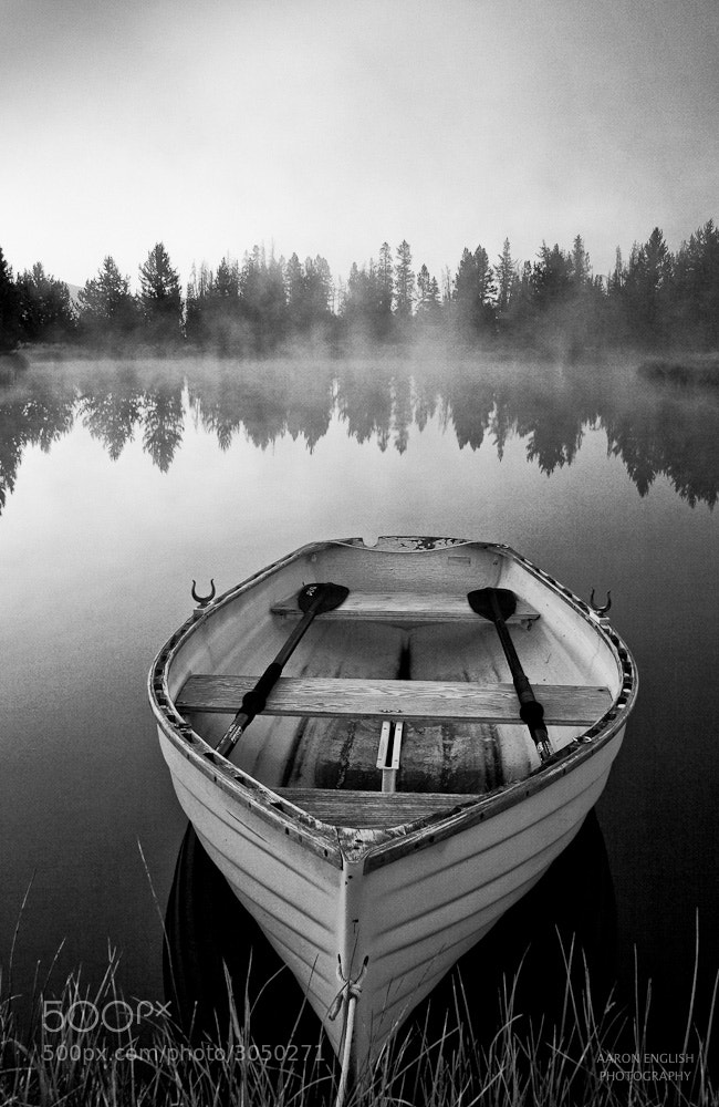 Photograph Waiting Boat by Aaron English on 500px