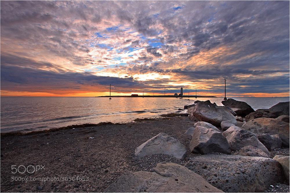 Photograph Grótta Lighthouse by Tobi K on 500px