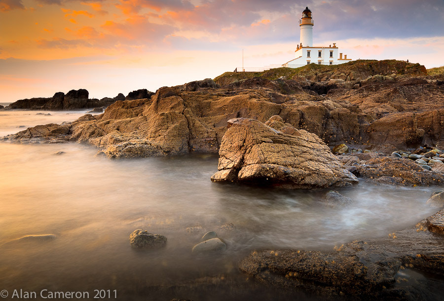Photograph Turnberry Sunset by Alan Cameron on 500px