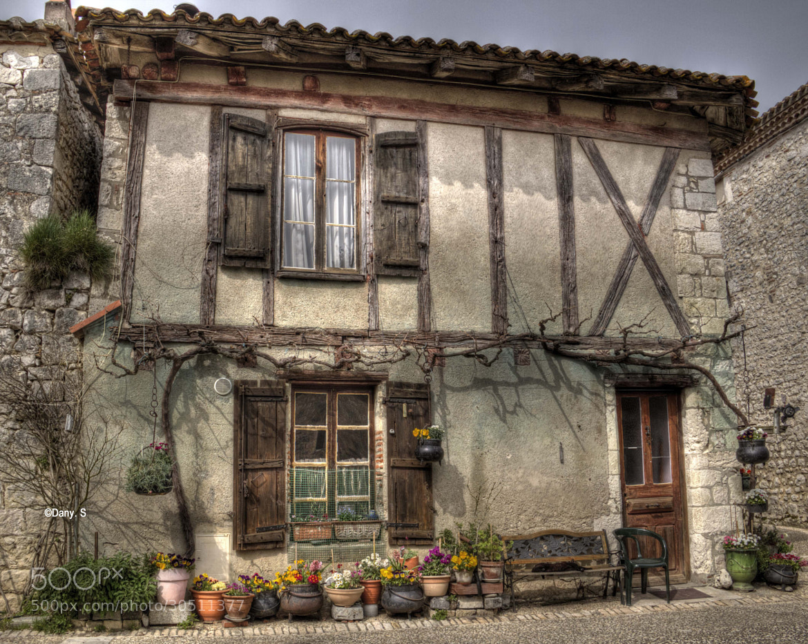Photograph La maison by dany photos on 500px
