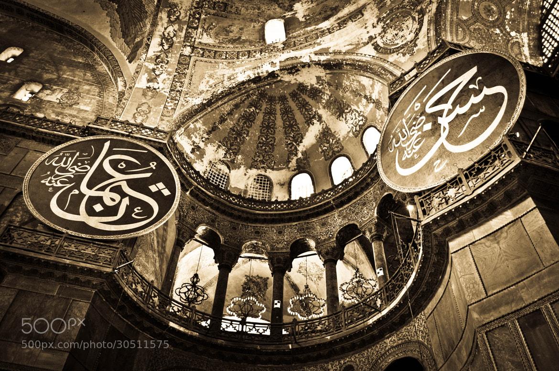 Photograph The Hagia Sophia by Neha Bhaskar on 500px