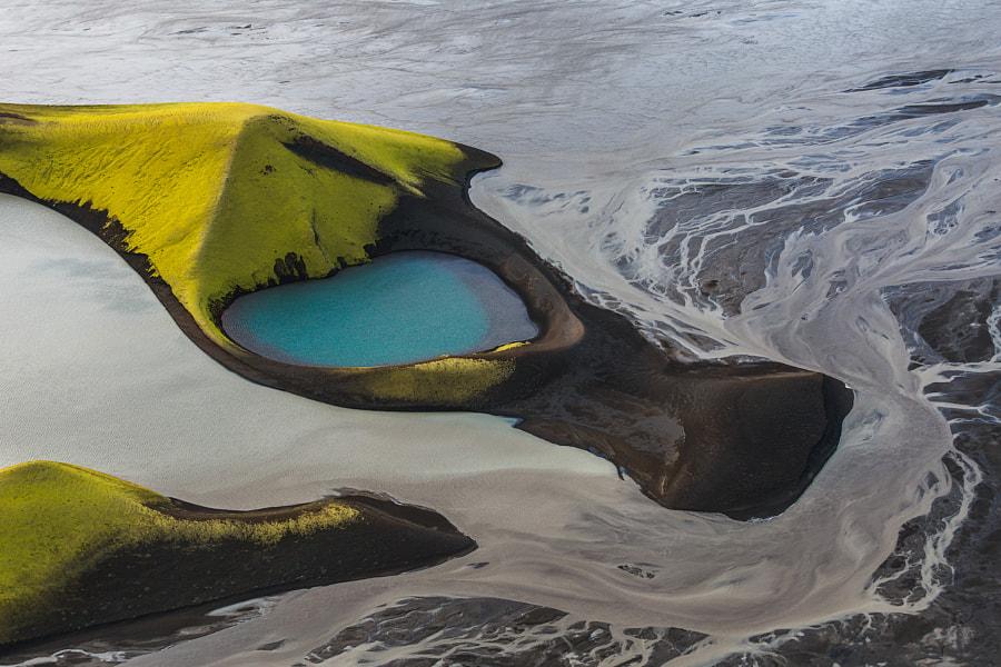 Pemandangan Udara dari Dataran Tinggi Islandia oleh Iurie Belegurschi di 500px.com
