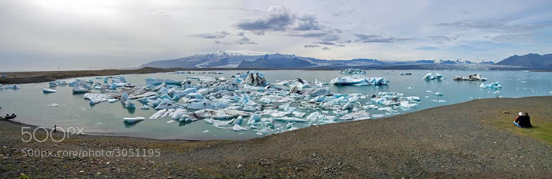 Photograph Jökulsarlon lagoon by Michael Pettersson on 500px