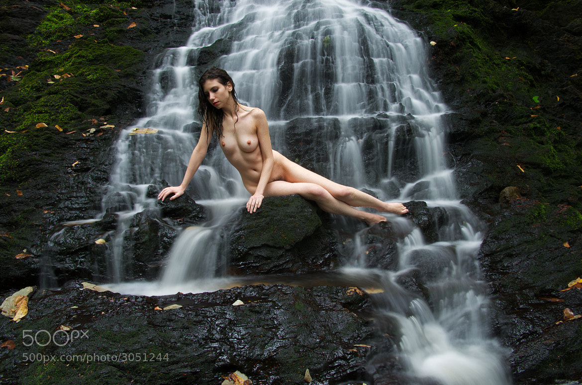 Photograph Mid-Falls - Nude by Stephen Beattie on 500px