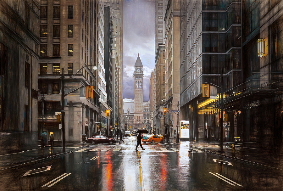 City Rains by John Carr on 500px.com