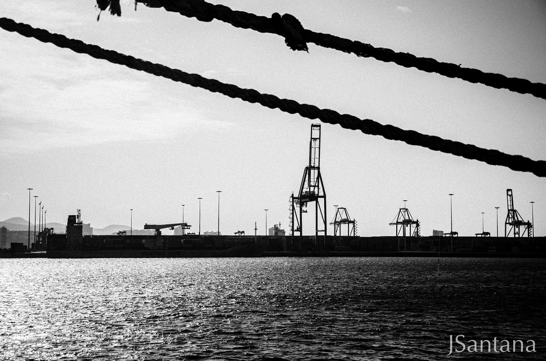 Photograph Puerto de la Luz  by Jose Santana Rodríguez on 500px